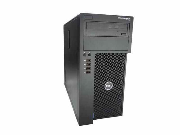 DELL Precision T1700 MTW Core i7 (4th Gen) 3.40GHz 16GB RAM 256GB SSD DVD-RW Window 10 Pro