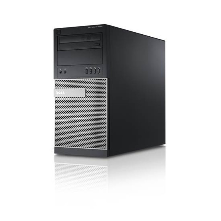 DELL OptiPlex 9020 MTW Core i7 (4th Gen.) 3.40GHz 8GB RAM 128GB SSD DVD Windows 10 Pro