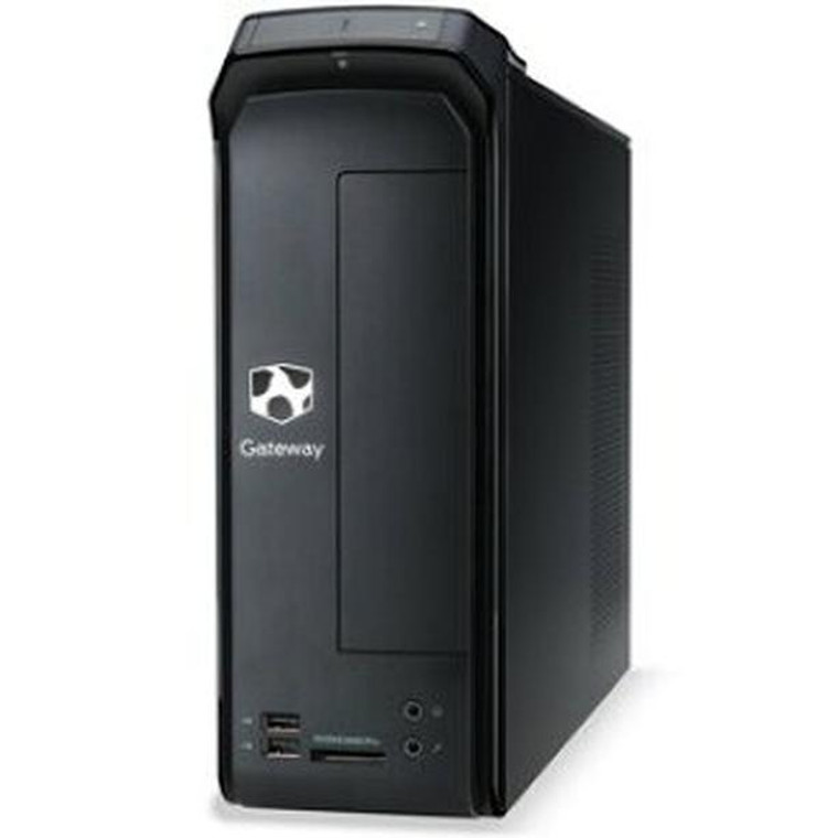 Gateway SX2185 SFF AMD E1-2500 1.40Ghz with RADEON TM HD 4GB RAM 500GB HDD DVD-RW Windows 10