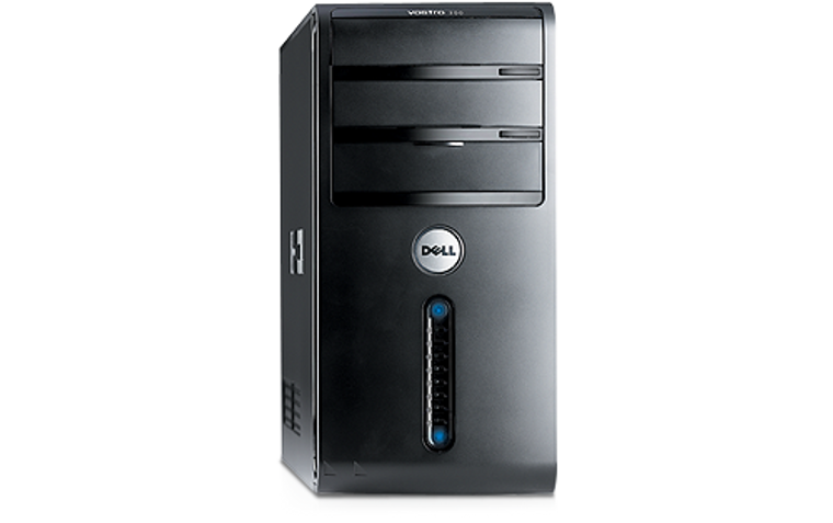 Special Edition Dell Vostro 400 Intel C2D 2.33GHz 4GB RAM 160GB HDD DVD-RW Dual Monitor DVI Video Card Windows 10 Pro