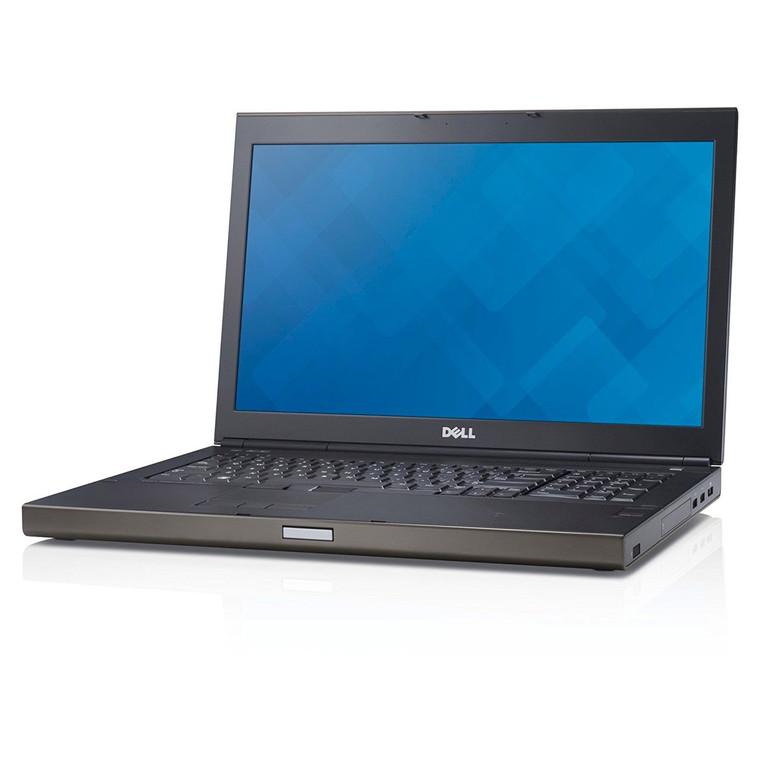 "DELL Laptop Precision M4600 i7 2.4Ghz (2nd Gen.) 15.6"" Touchscreen 16GB RAM 512GB SSD DVD-RW Webcam Windows 10 Pro"
