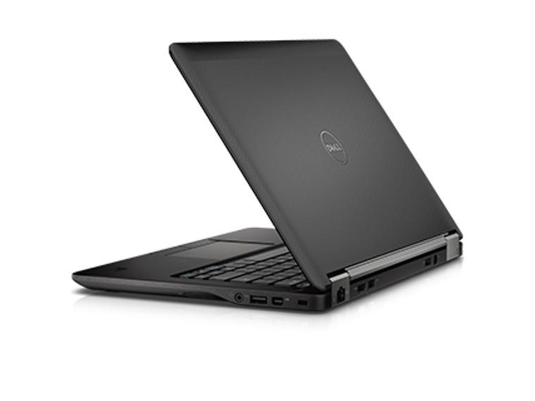 """DELL UltraBook  Latitude E7250 i5 2.30Ghz (5th Gen.) 12.5"""" 4GB RAM 128GB SSD Webcam Windows 10 Pro"""