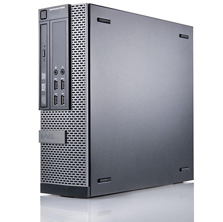 DELL OptiPlex 9020 SFF i7 Quad Core 3.40GHz (4th Gen.) 8GB RAM 1TB HDD DVD-RW Windows 10 Pro