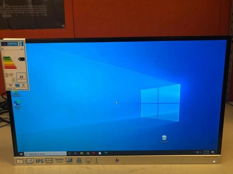"HP Pavilion 23cw 23"" 1920x1080 Widescreen LED-Backlit   HDMI & DVI   ~ Open Box ~FREE Shipping"