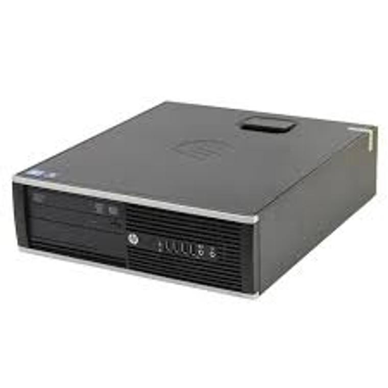 HP 8200 EliteDesk SFF Core i5 (2nd Gen) 3.10GHz 4GB RAM 250GB HDD DVD-Rom Windows 10 Pro