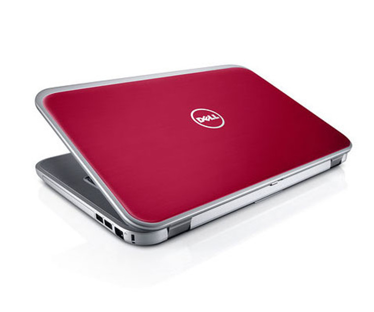 "Dell Laptop Inspiron E5520 RED i5 2.50Ghz (3rd Gen.) 15.6"" 8GB RAM 320GB HDD DVD-RW Webcam Windows 10 Home"