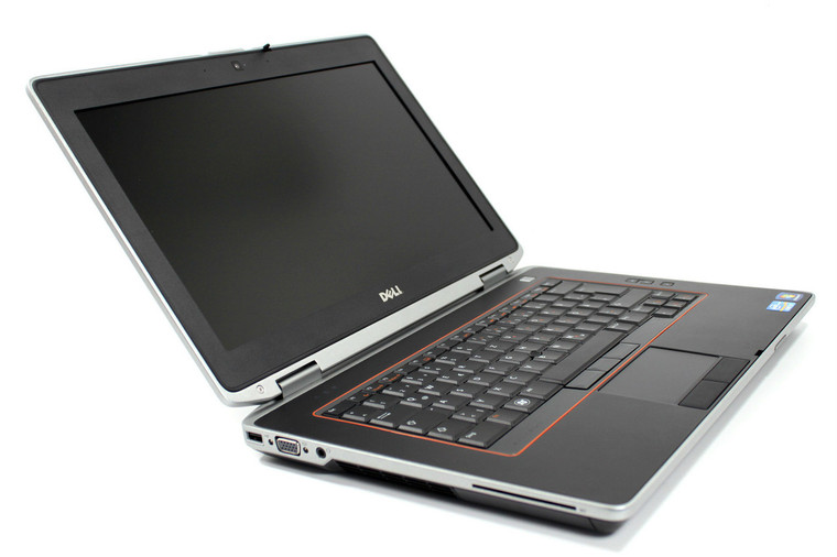 "DELL Laptop Latitude E6420 i5 2.30Ghz (2nd Gen.) 14"" 4GB RAM 500GB HDD DVD-RW Webcam Windows 10 Pro"