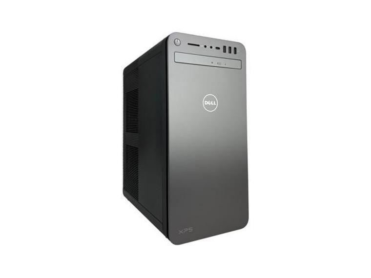 DELL XPS 8910 MTW Core i7 (6th Gen) 4.00GHz 16GB RAM 256GB SSD WiFi DVD-RW Window 10 Home