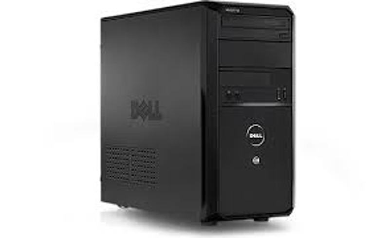 Special Edition Dell Vostro 270 Intel Core i3 @ 3.30Ghz (3rd Gen) 8GB RAM Dual 500GB HDD DVD-RW AMD Radeon R9 200 Windows 10 Pro