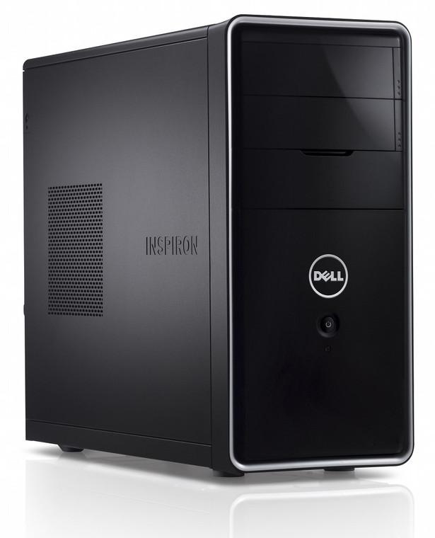 DELL Inspiron 3847 MTW Core i5 3.20GHz (4th Gen.) 8GB RAM 750GB HDD DVD-RW WiFi Windows 10 Home