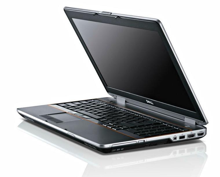 "DELL Laptop Latitude E6530 i5 2.60Ghz (3nd Gen.) 15.6"" 8GB RAM 256GB SSD DVD-RW Windows 10 Pro"