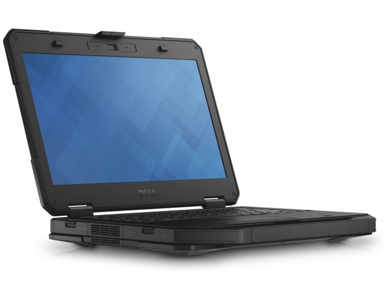 Dell Laptop Latitude 5404 Rugged i5 2.00Ghz (4th Gen) 8GB RAM 256GB SSD Webcam DVD-RW Windows 10 Pro