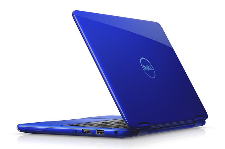 """DELL Laptop 2-in1 Inspiron 3169 Intel m3-6Y30 @ 0.90Ghz 11.6"""" 4GB RAM 500GB HDD Webcam Windows 10 Home"""