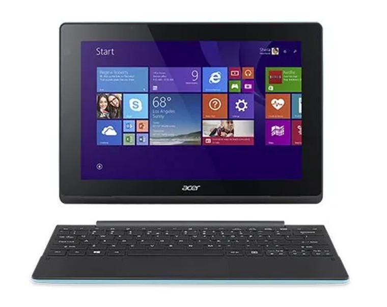 "Acer Laptop 2-in1 Aspire 10E Intel Atom x5-Z8300 @ 1.44Ghz 10"" TouchScreen 2GB RAM 60GB MMC Webcam Windows 10 Home"