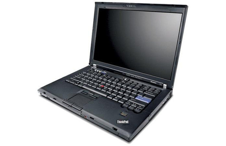"Lenovo ThinkPad T61 C2D 2.40Ghz 14"" 2GB RAM 160GB HDD Windows 10 Pro"
