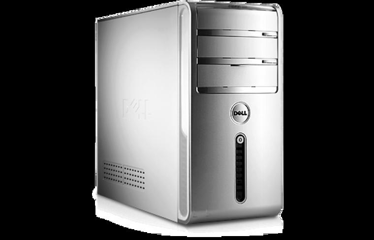 DELL Inspiron 530 MTW C2D @ 2.40Ghz 3GB RAM 750GB HDD DVD-RW Windows 10 Home