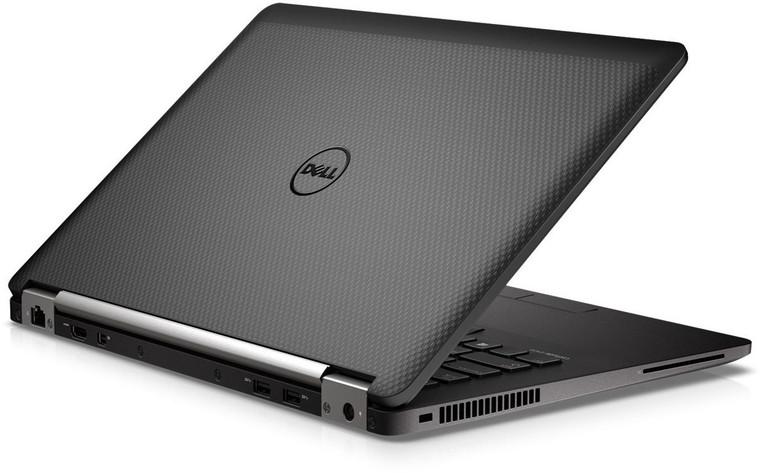 """DELL UltraBook  Latitude E7470 i5 2.40Ghz (6th Gen.) 14"""" FHD+ TouchScreen 8GB 256GB SSD Webcam Windows 10 Pro"""