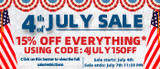 4th of July Sale | Vita Stream Blog