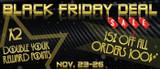 Black Friday Deal Information 2018 | Vita Stream Blog