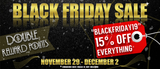 Black Friday Sale Information! 2019 | Vita Stream Blog