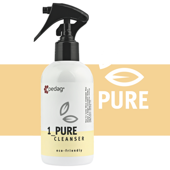 PURE CLEANSER  eco-friendly shoe & bag cleanser by Pedag