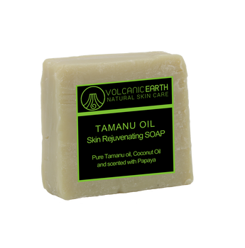 Natural handmade Tamanu Oil soap - 1 bar