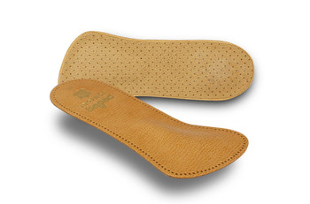 Pedag Comfort leather insole for metatarsal pain