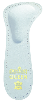 Pedag Queen - 3/4 insole provides support for splayed feet
