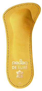 Pedag Deluxe  3/4 length sturdy support for the longitudinal arch of the foot
