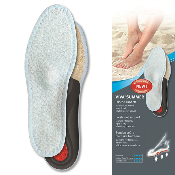 Pedag VIVA Summer warm weather Orthotic