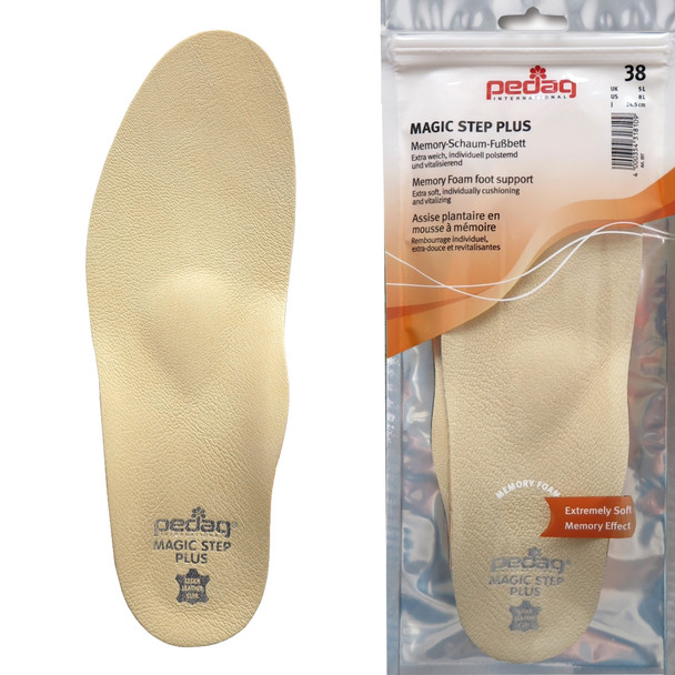 Pedag Magic Step Plus - Memory Foam foot support