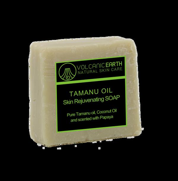 Natural handmade Tamanu Oil soap - 1 bar