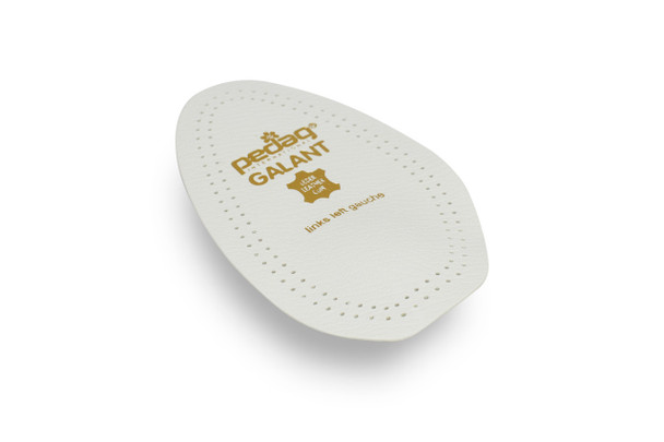 Pedag GALANT 1/2 leather-half insole with metatarsal pad and soft cushioning