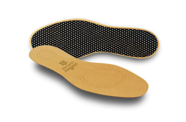 Pedag Leather Trimmable genuine leather insole