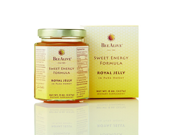BeeAlive Sweet energy formula - Royal Jelly in pure honey