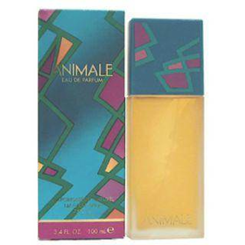 Animale Eau De Parfum Spray For Women 3.4 oz