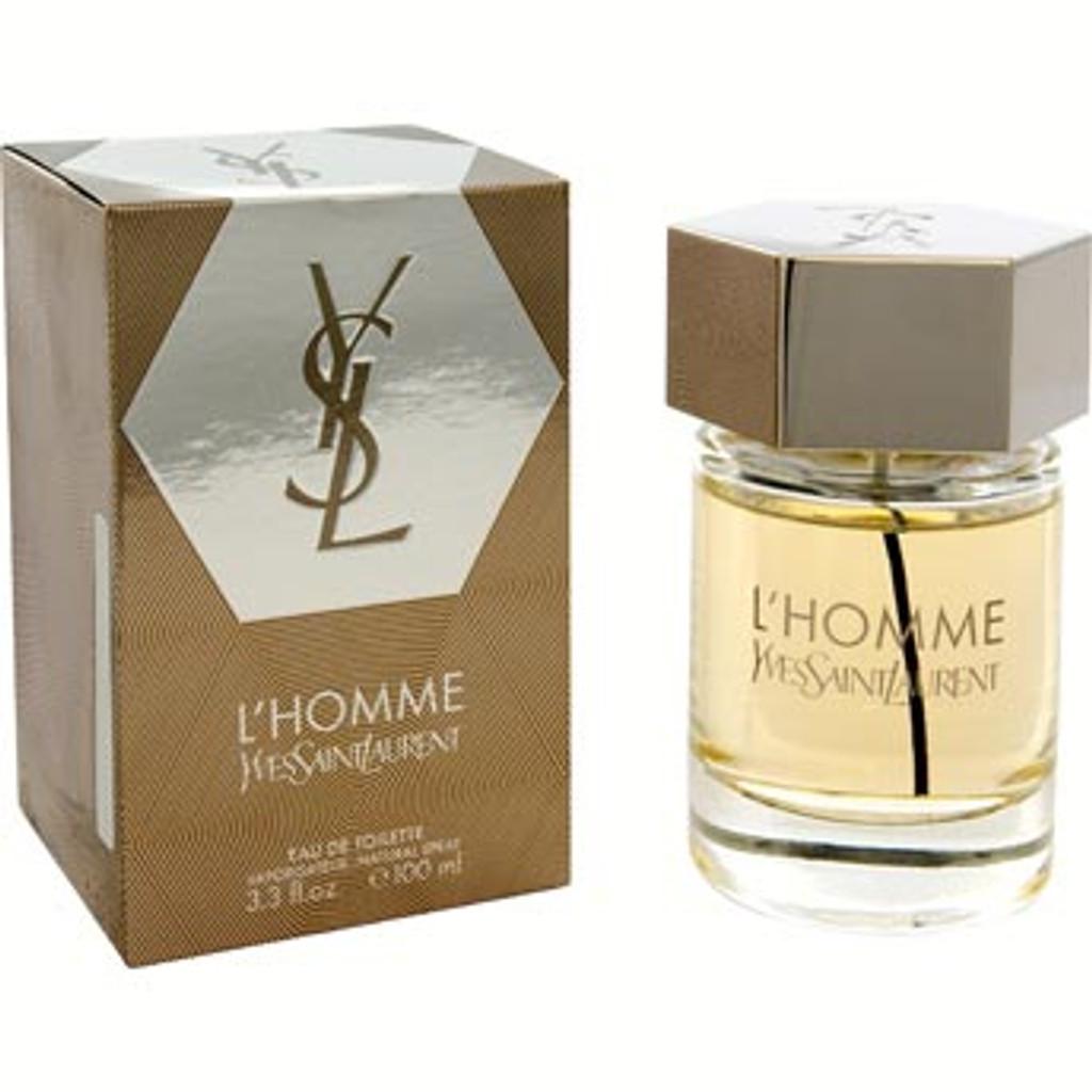 L'Homme by Yves Saint Laurent