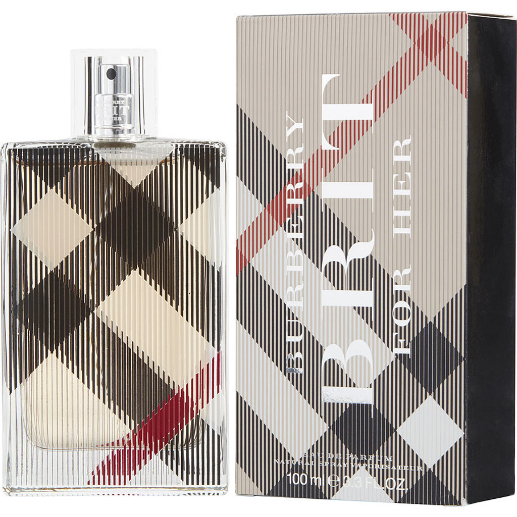 Burberry Brit Perfume for Women - For Her Is The New Packaging