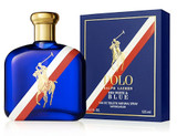 Polo Red White & Blue For Men
