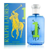 Polo Big Pony Womens Collection Blue #1