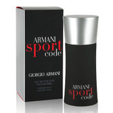 Armani Sport Code for Men