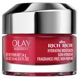 Olay Regenerist ultra rich, fragrance free, hydrating Moisturizer 0.5 oz