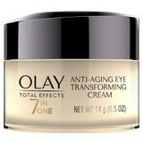 Eye Cream by Olay Total Effects7-in-one Anti Aging Transforming Eye cream 0.5oz