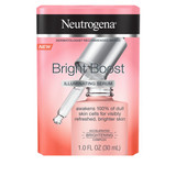 Neutrogena Bright Boost Illuminating + Brightening Serum With Turmeric 1 oz