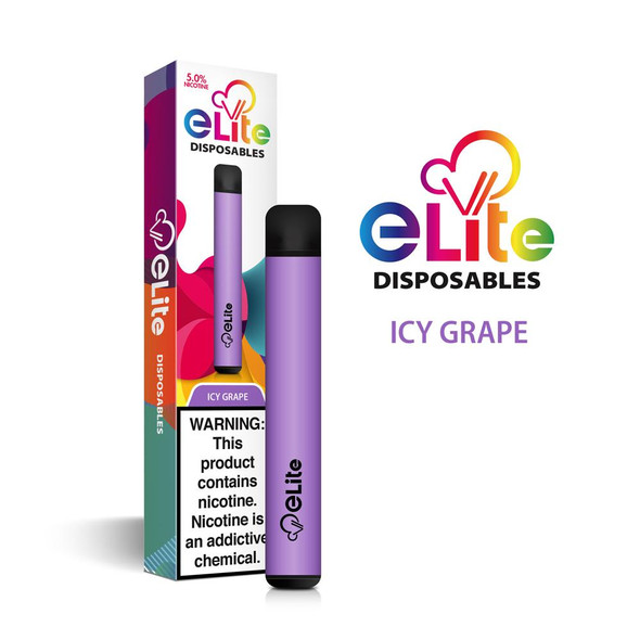 eLite 2ml Disposable 1 Pack