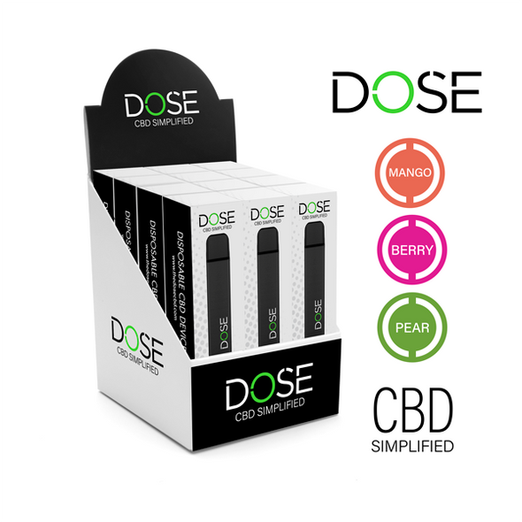 DOSE Disposable Device