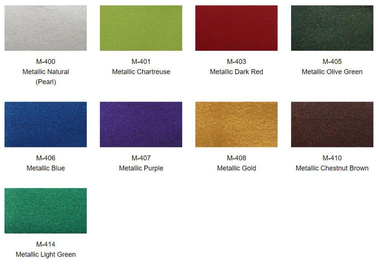 Metallic Replacement Jig Skirts | Skirts For Bass Jigs