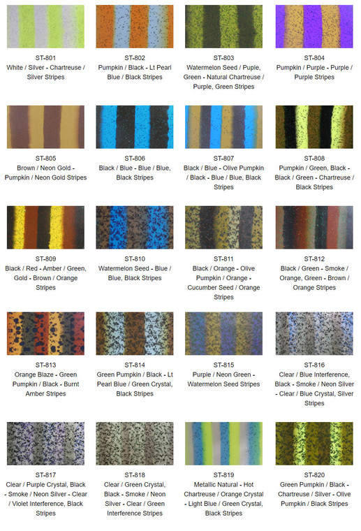 Striped Skirts For Jig Heads | Skirts For Bass Fishing Jigs