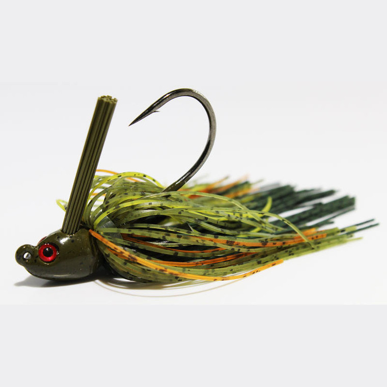 Living Rubber Seeker Head™ Flippin' Jig