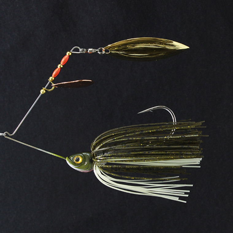 Super Spin Elite™ Shallow Cup Spinnerbait